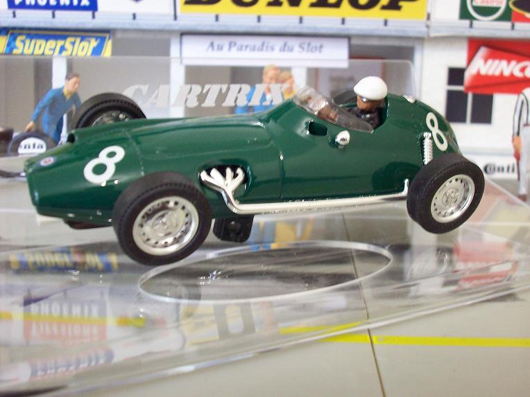 BRM P25 1958 HARRY SHELL #8