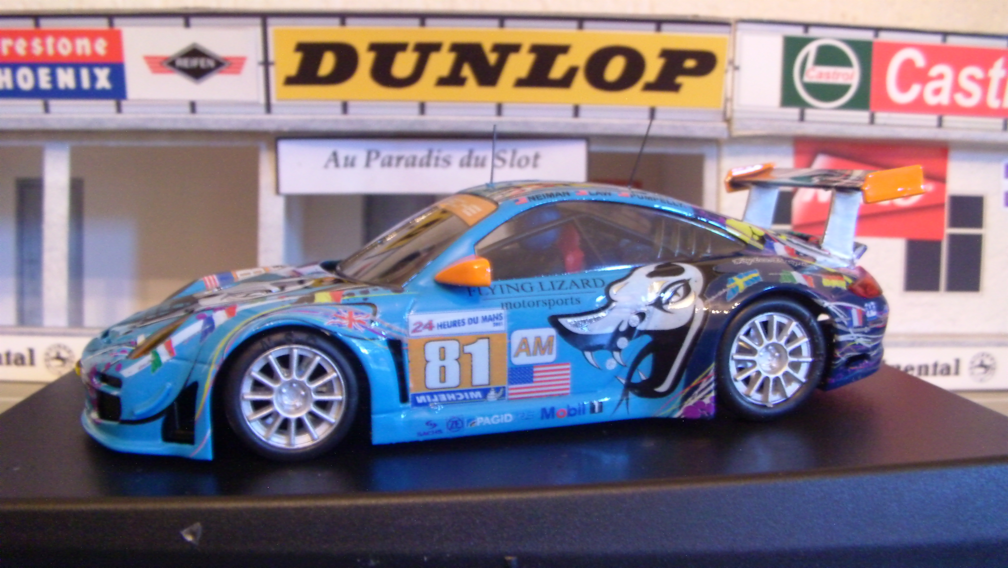 997 FLYING LIZARD