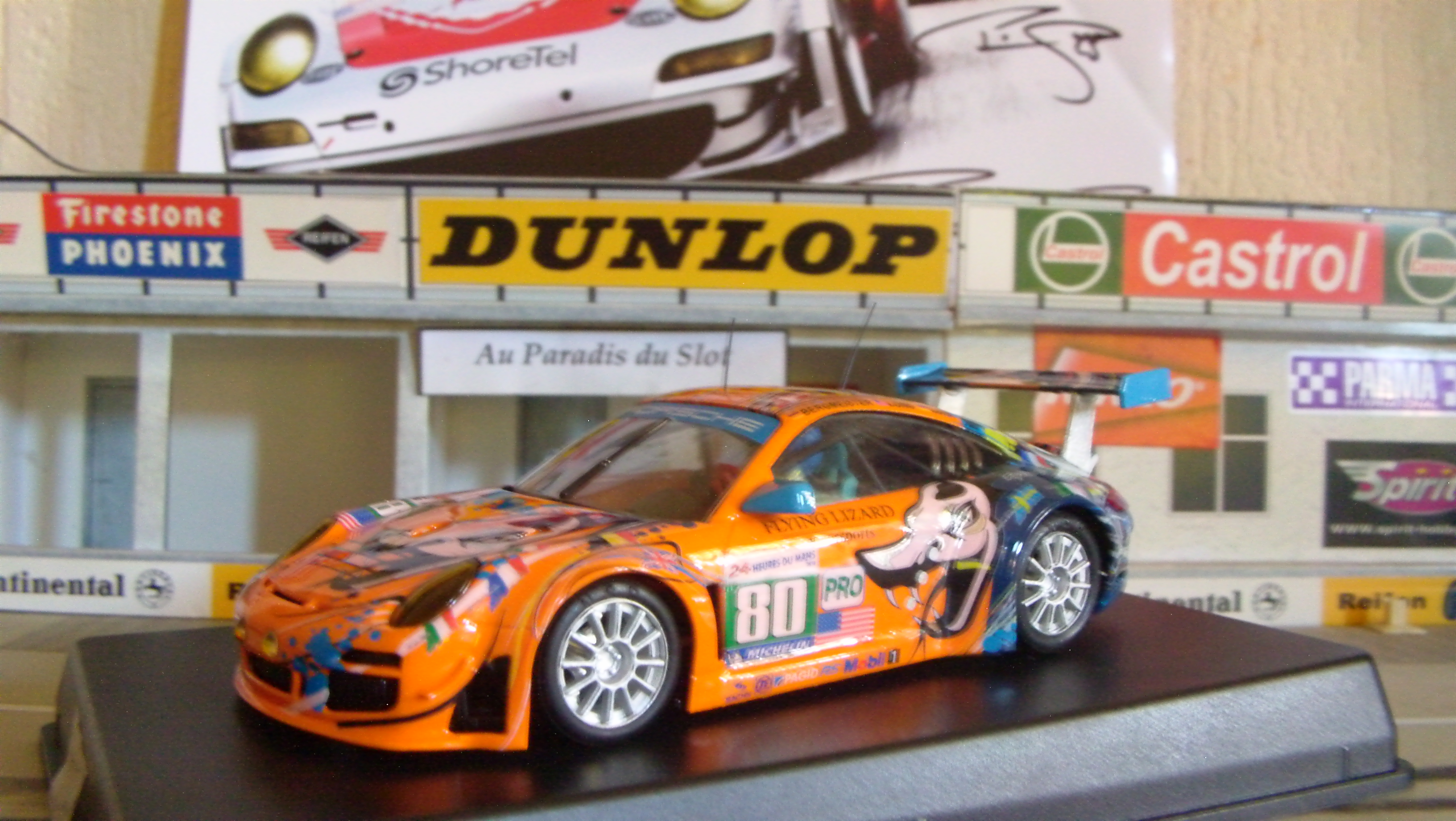 997 FLYING LIZARD #80