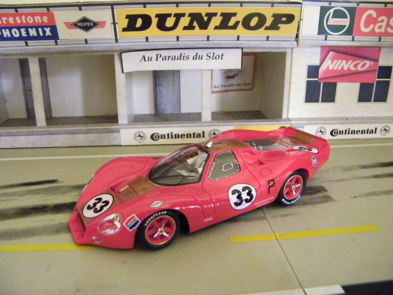 FORD P68 #33
